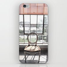 The Chair iPhone & iPod Skin