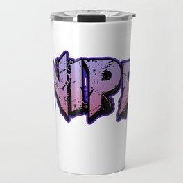 Sniper pc internet online game Shooter weapon target gift idea Travel Mug