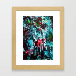 AutumnRain Framed Art Print