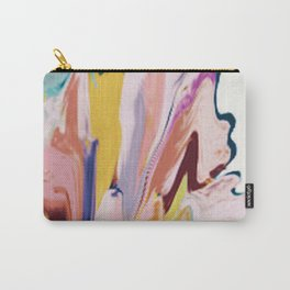 Bloom [2]: a colorful, abstract digital painting Carry-All Pouch
