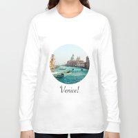 venice Long Sleeve T-shirts featuring Venice! by Adrian Lungu