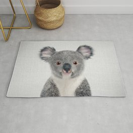 Baby Koala - Colorful Rug