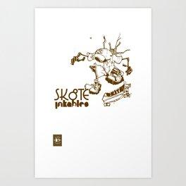sk8ter15 Art Print