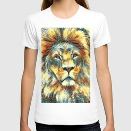 AnimalArt_Lion_20171004_by_JAMColorsSpecial T-shirt