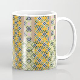 printed columns Coffee Mug