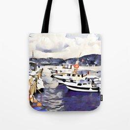 Seashore 1 Tote Bag