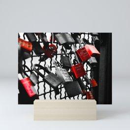 Love Lockdown Mini Art Print