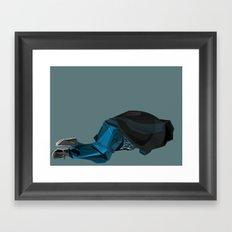 the forgotten Framed Art Print