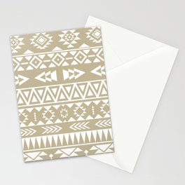 Southwestern print with nordic vibes Stationery Cards