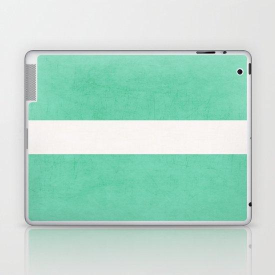 mint classic Laptop & iPad Skin