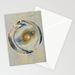Peaceful Quandary Stationery Cards