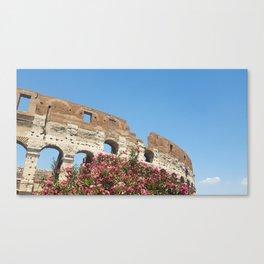 Roman History Canvas Print