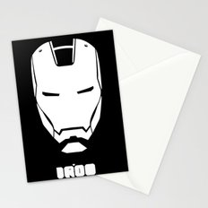IRON MONOCHROME Stationery Cards