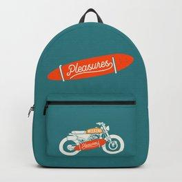 weekend pleasure riding Backpack