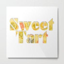 Sweet Tart Metal Print