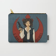 Rebel Girl Carry-All Pouch