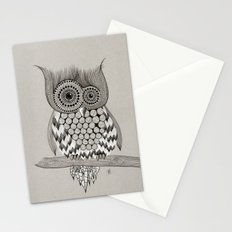 Rupert Owl Stationery Cards