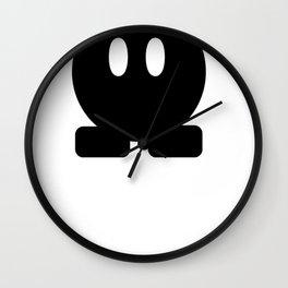 Bom Omb Wall Clock