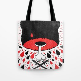 SALVAJEANIMAL headless Tote Bag
