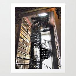 Bibliotheca Art Print
