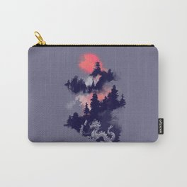 Samurai's life Carry-All Pouch