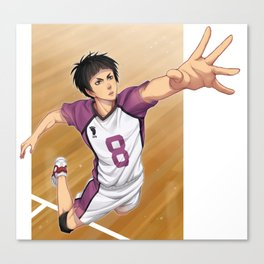 HAIKYUU!! - SOAR Canvas Print