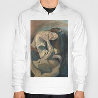 soul Hoodies featuring Soul by Neo Art Zone