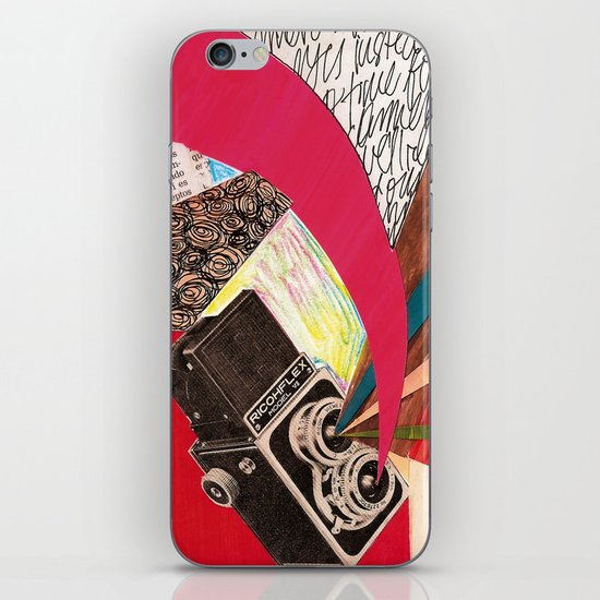 Vintage Camera Collection Vol. 2 iPhone & iPod Skin