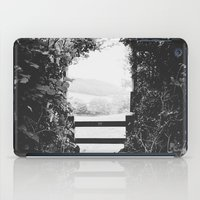 uk iPad Cases featuring UK countryside by SassySnark