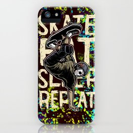 Skate iPhone Case