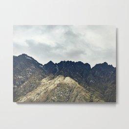 Shadow Mountain Metal Print