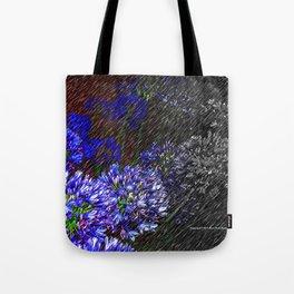 """""""Night Flowers #56"""" Tote Bag"""