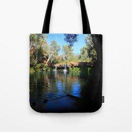 Natural Swimming Pool, Western Australia Tote Bag