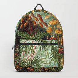 Vintage Plants Decorative Nature Backpack