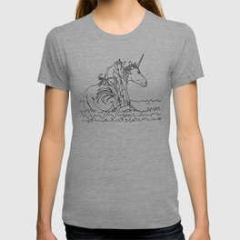 Mare and Foal Mythos T-shirt