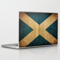scotland Laptop & iPad Skins featuring Scotland by NicoWriter