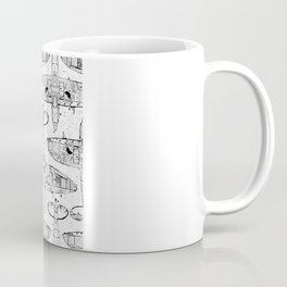 Spitfire Mk. XIV (black) Coffee Mug
