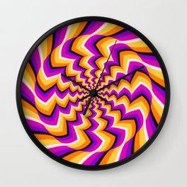 Psychic Trance Wall Clock