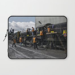 Many Hands make light work Laptop Sleeve