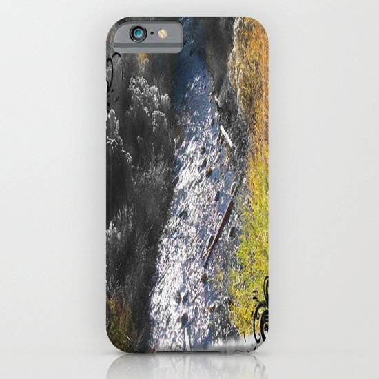 PAYSON RIVER iPhone & iPod Case