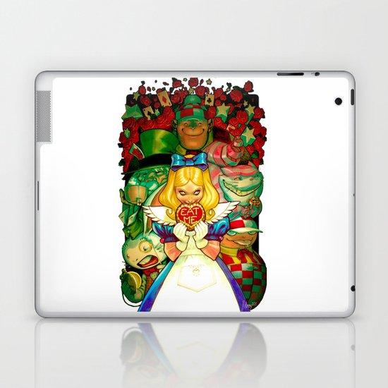 Hello Alice Laptop & iPad Skin
