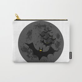Vampire Bats Against The Dark Moon Carry-All Pouch