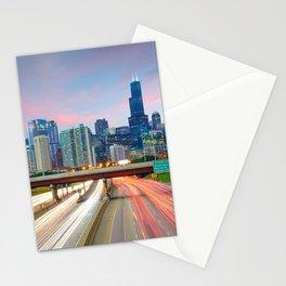 Chicago 02 - USA Stationery Cards