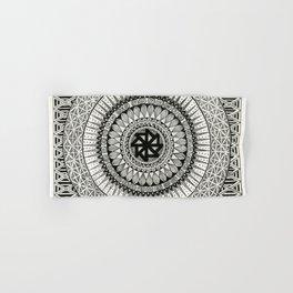 Mandala3 Hand & Bath Towel