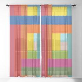 Striking Kids Undine Sheer Curtain
