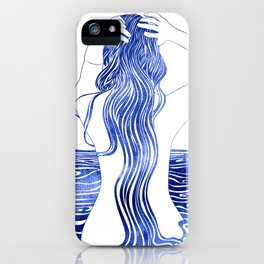 Nereid XI iPhone Case