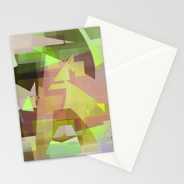 shock wave Stationery Cards