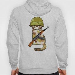 Infantry Fighter Cat Hoody
