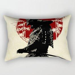 samurai redmoon Rectangular Pillow