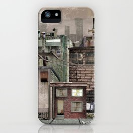 Home is where your heart is. iPhone Case
